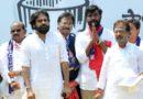 Jansana party president Shri Pawan Kalyan is the open meeting